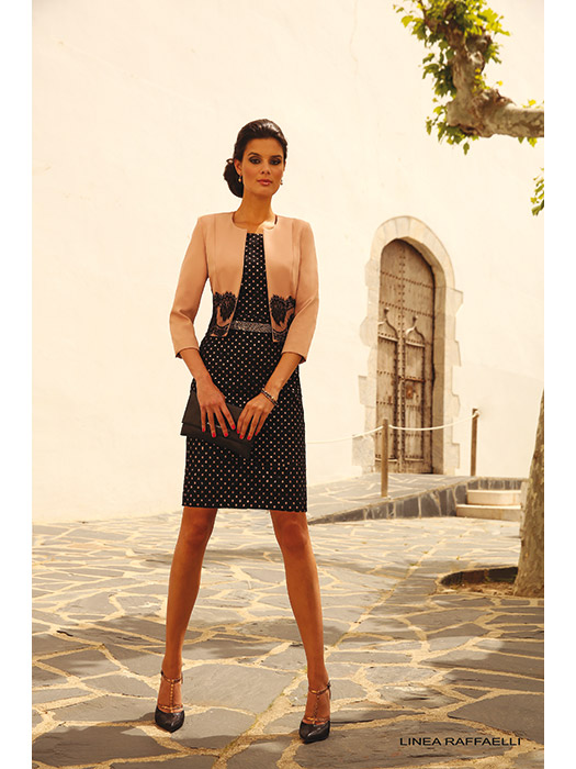 Prix robe cocktail linea raffaelli 2014