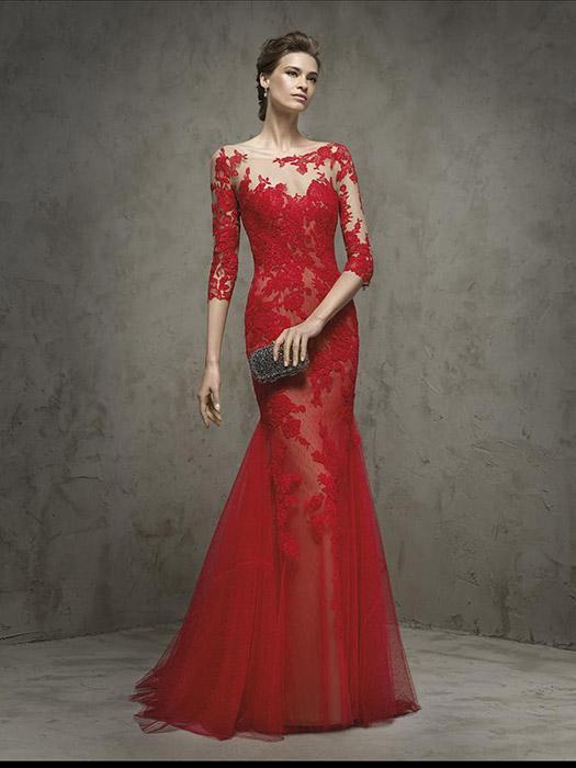 Modele robe de fiancaille 2016
