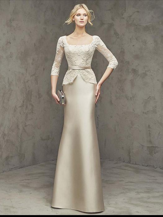 1b825bd3d80e Pronovias 2015 robe de soiree modele robe mariee