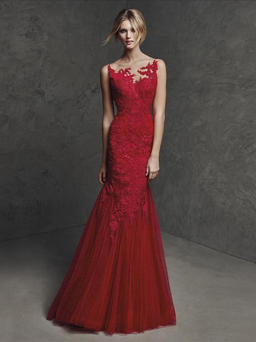 Robe de soirée pronovias robe pas cher mariage   Adventech d83a70e5d25b