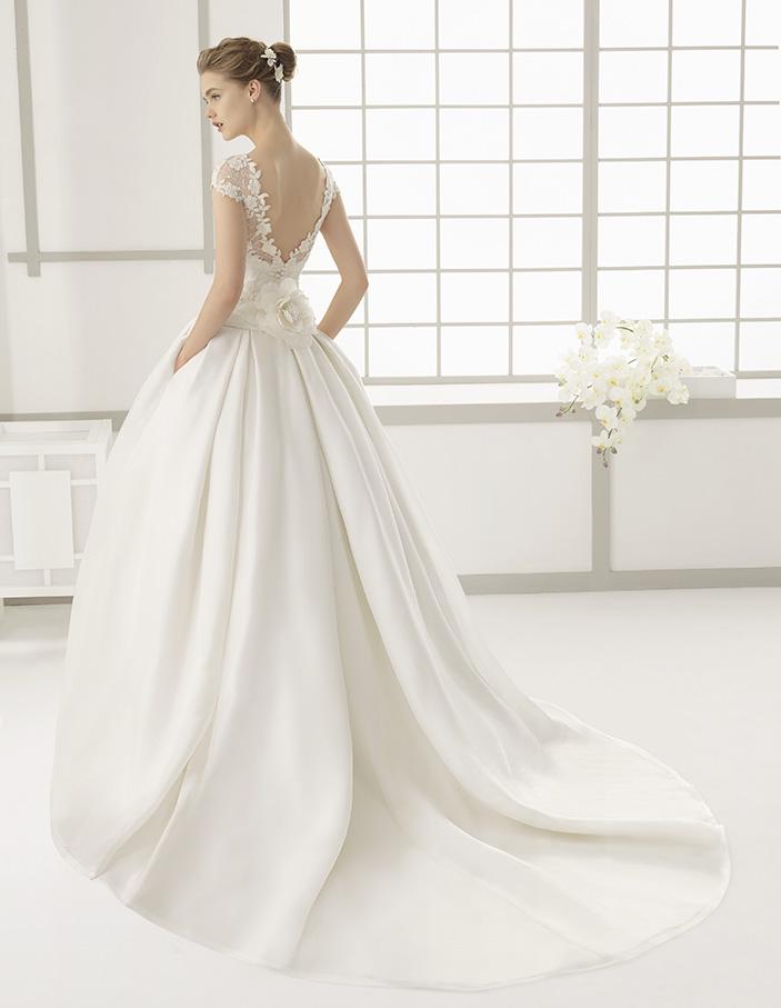 Collection robe de mariee rosa clara meilleur blog de for Dallas de conservation de robe de mariage