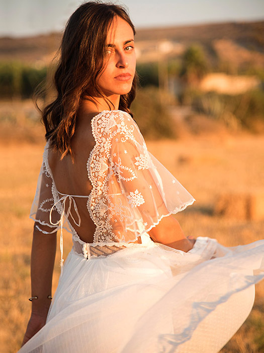 Robes de mariee mademoiselle O