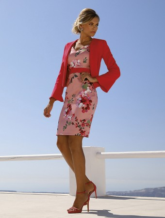 LR-SET 230 - Jacket 191-038-1-01 - Dress 201-106-013