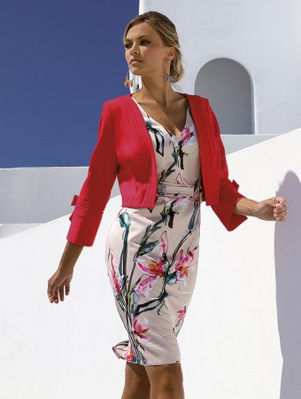LR-SET 239 - Jacket 201-105-01 - Dress 201-127-013